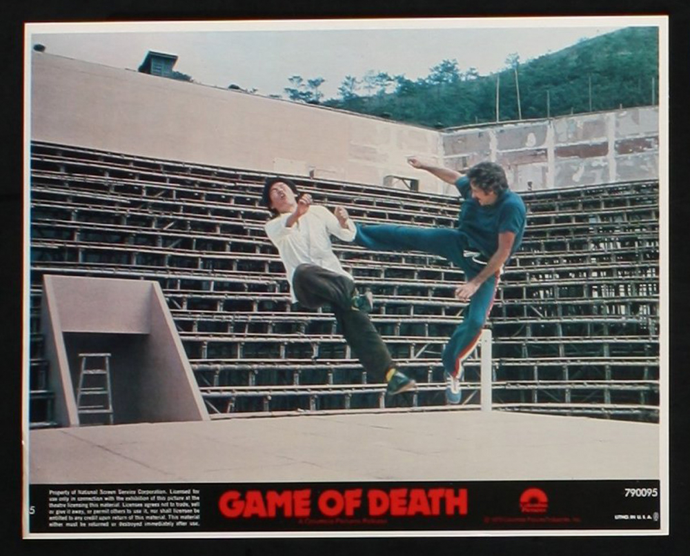 Game of Death | Offscreen
